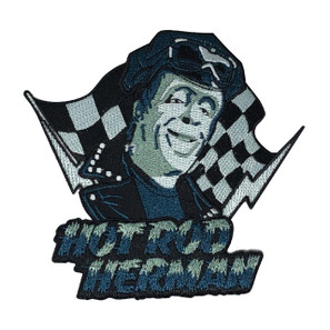 Hot Rod Herman Patch* - 0659682815565