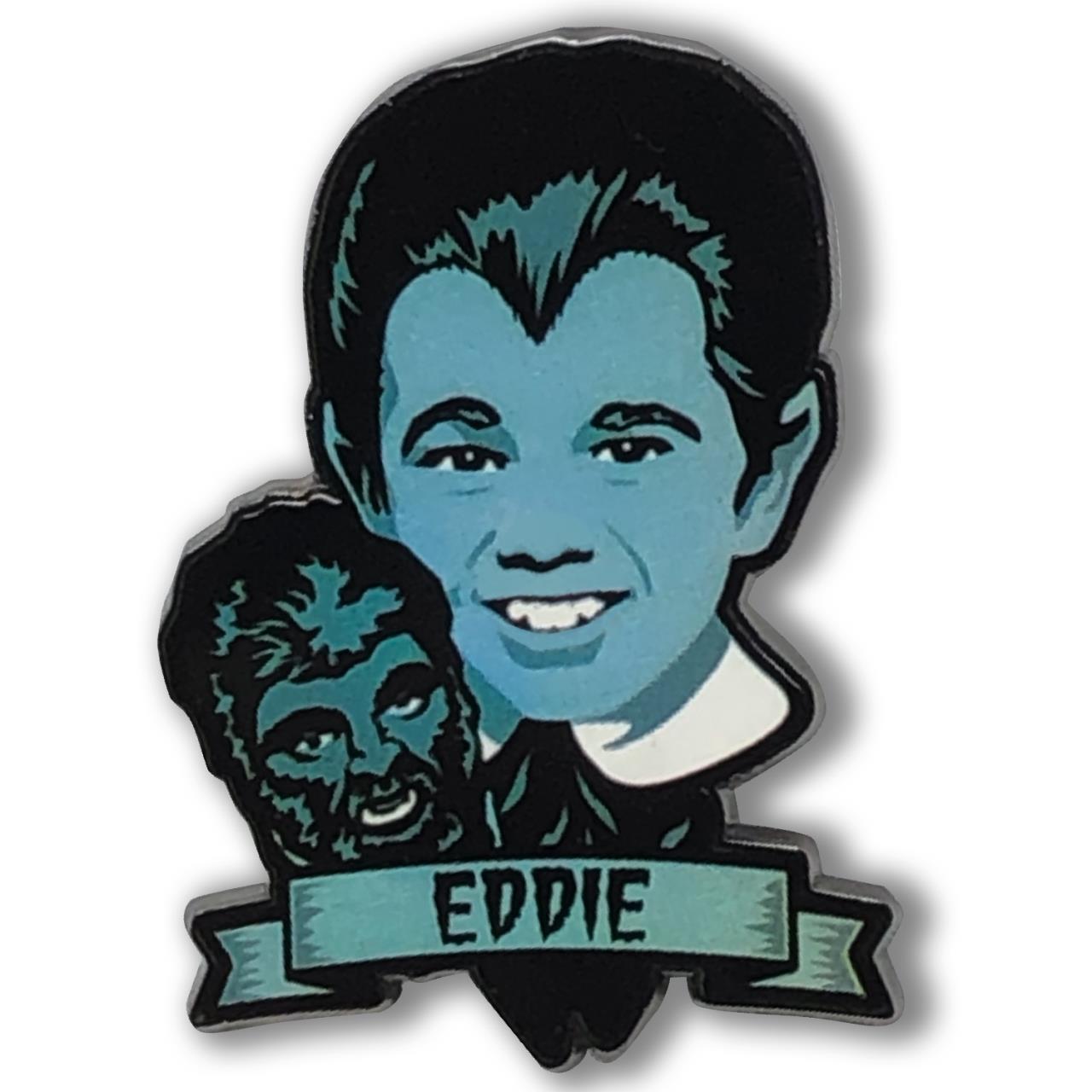 Eddie Munster Collectable Pin* - 0659682815503