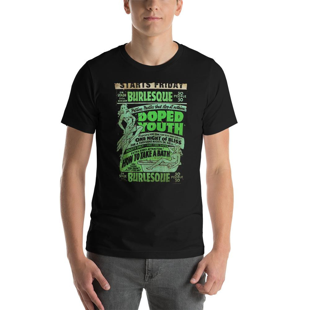 Doped Youth Essential Unisex T-Shirt -