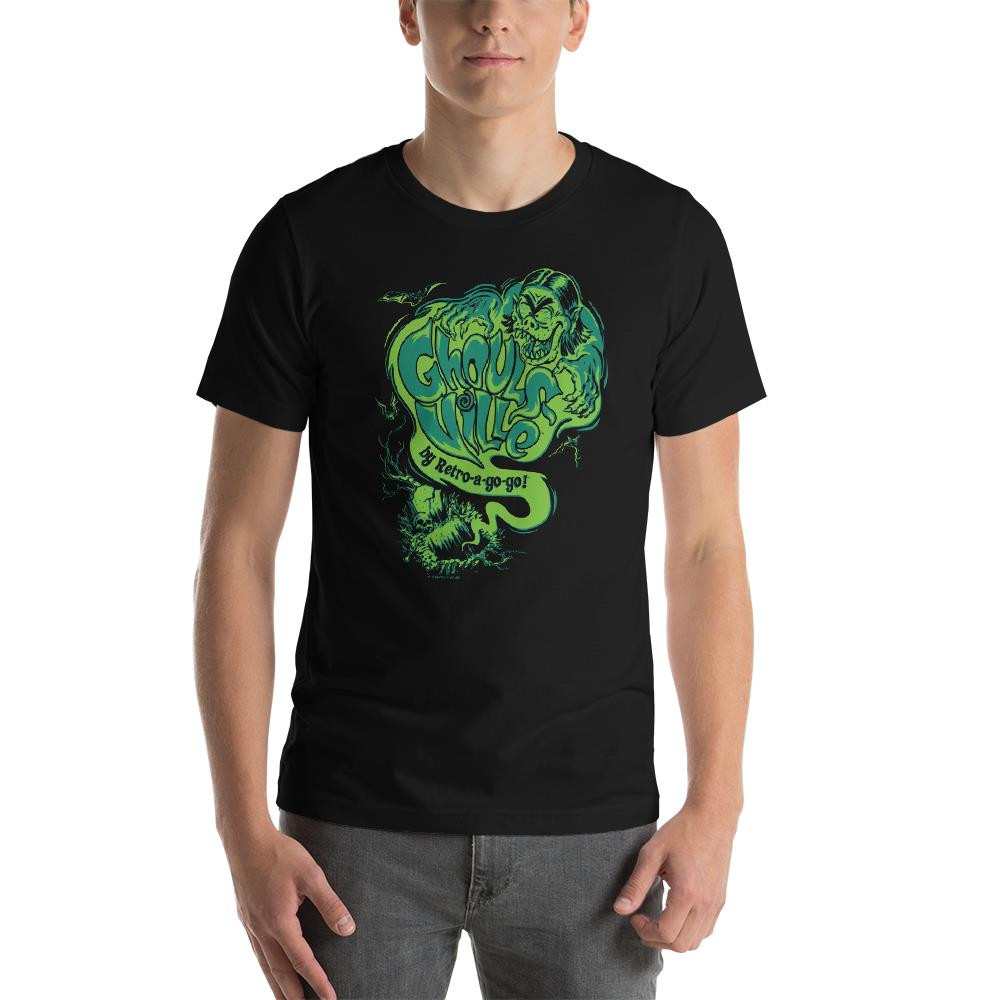 Ghoulsville Essential Unisex T-Shirt* -