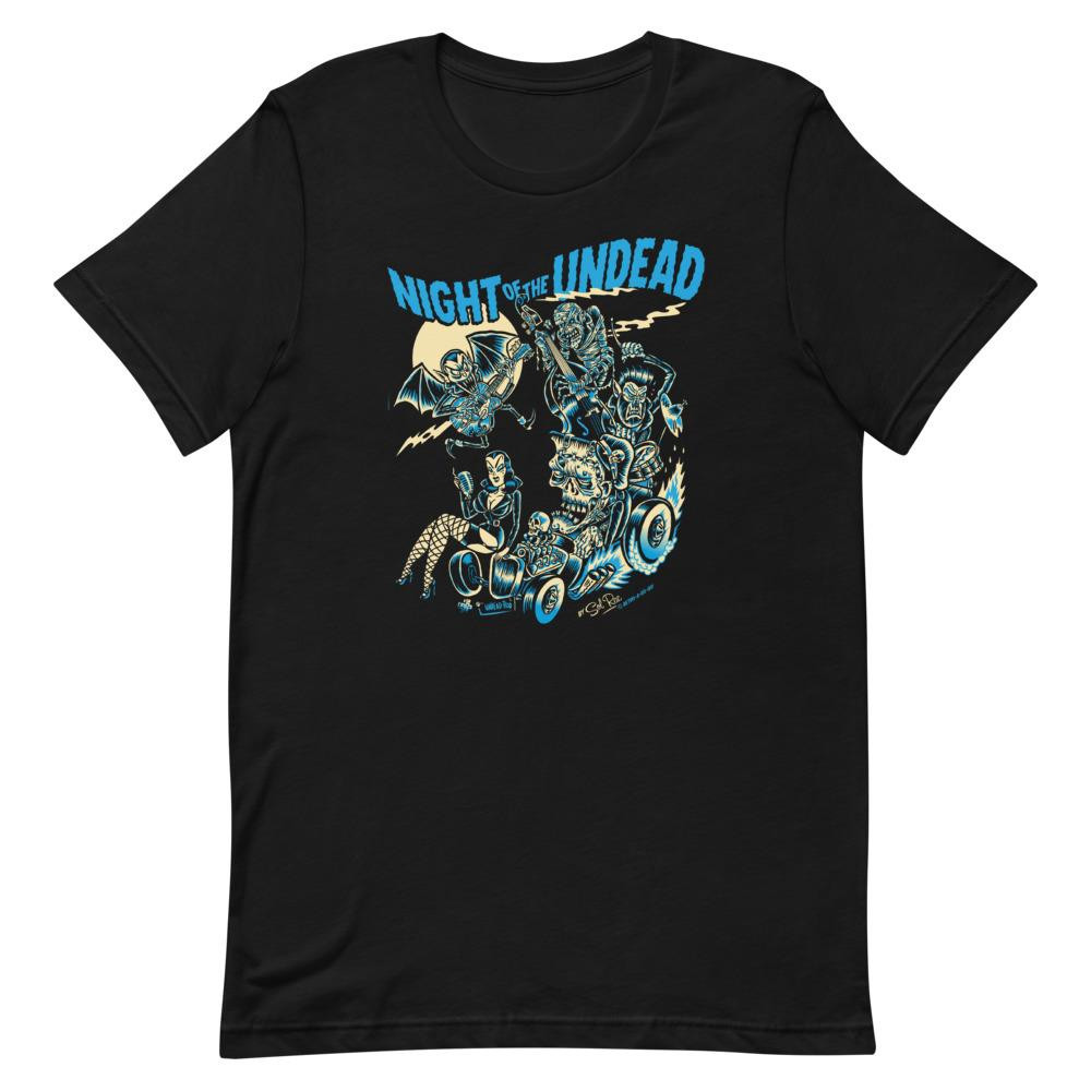 Night Of The Undead Essential Unisex T-Shirt -