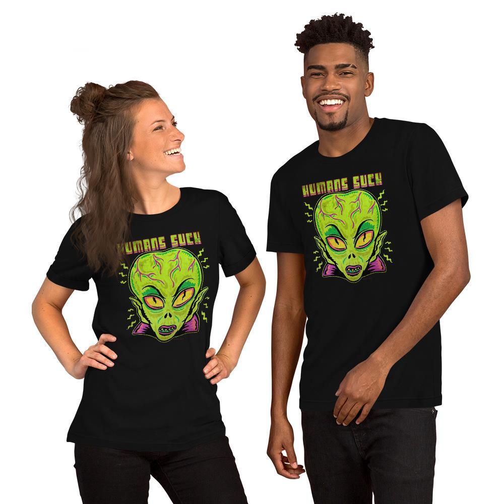 Humans Suck Essential Unisex T-Shirt* -