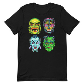 4 Goons Essential Unisex T-Shirt -