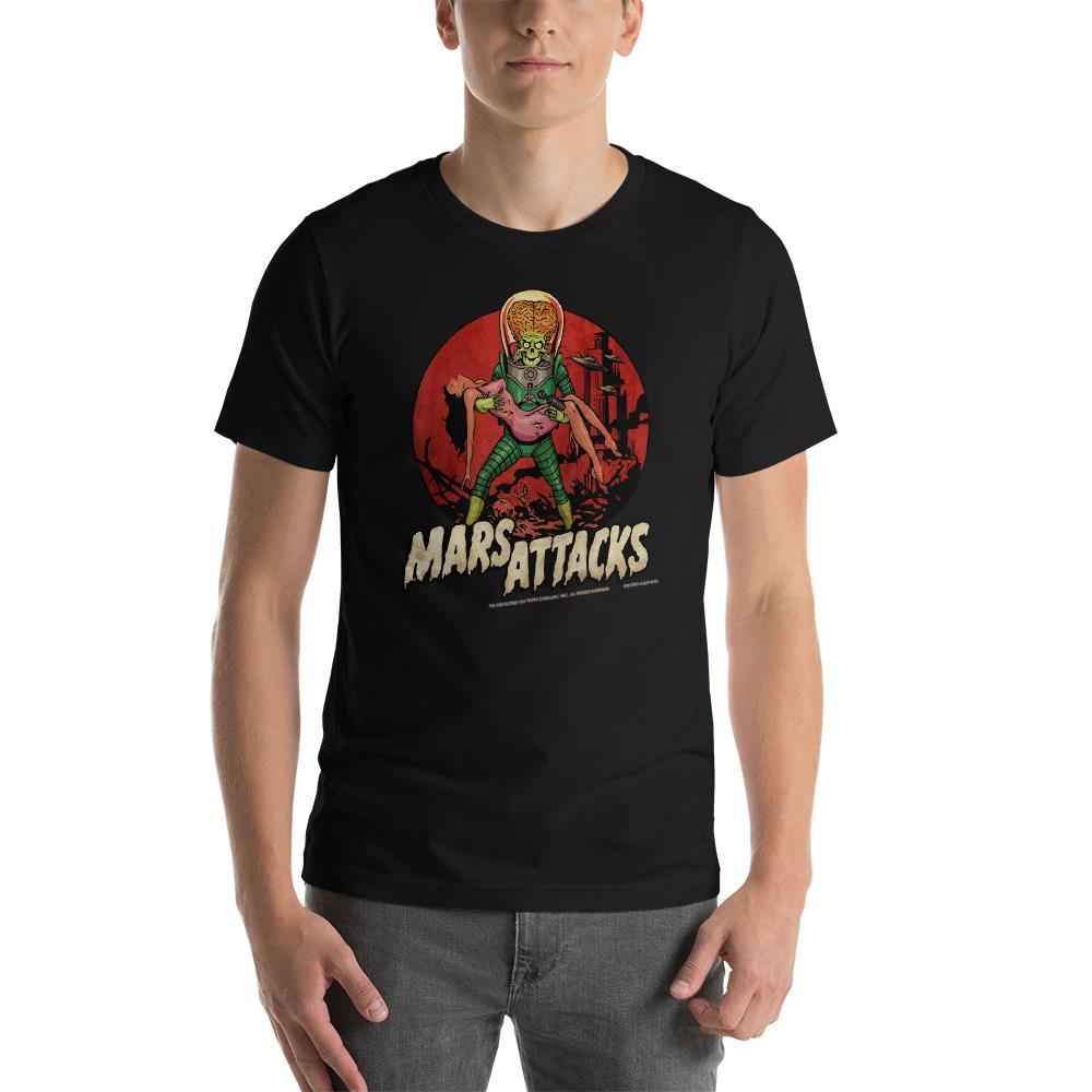 Mars Attacks Victim Essential Unisex T-Shirt* -