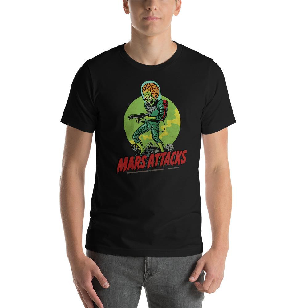Mars Attacks Death Trooper Essential Unisex T-Shirt -