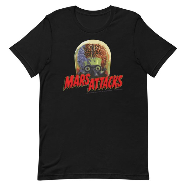 Mars Attacks Lurker Essential Unisex T-Shirt -