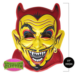 Spook House Devil 3-D Wall Decor* -