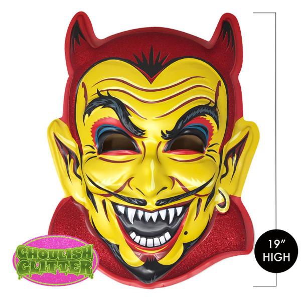 Spook House Devil 3-D Wall Decor* -