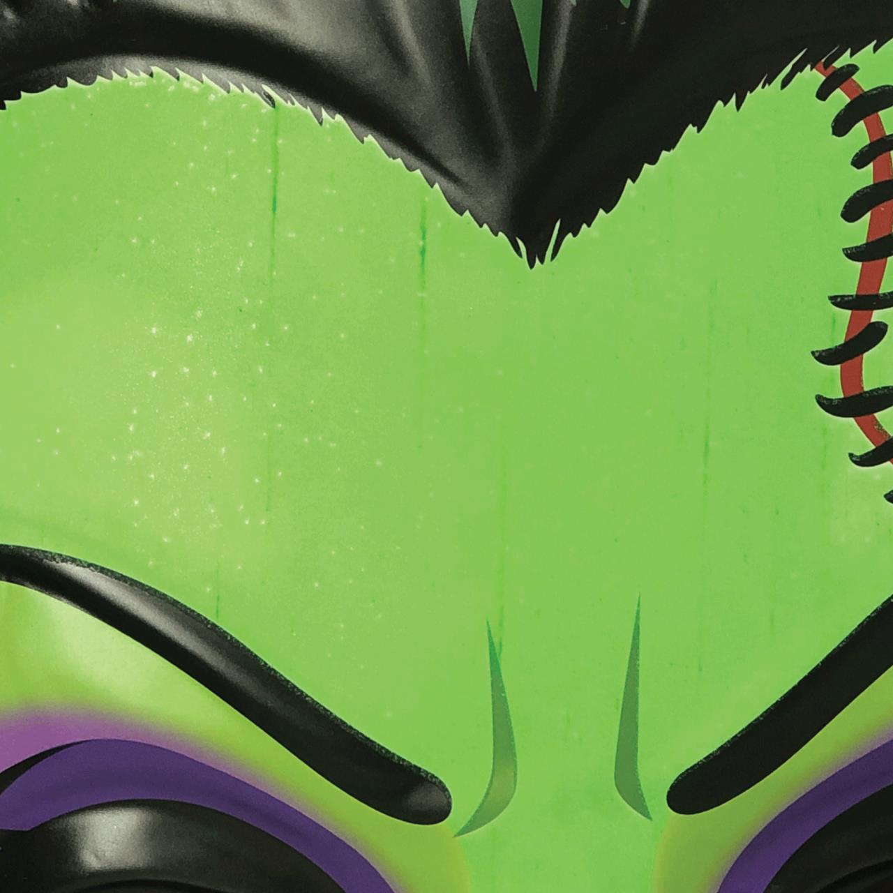 Toxic Bride 3-D Wall Decor* - 0659682808086