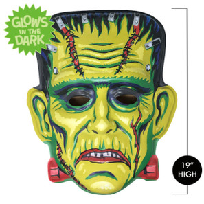 Cranky Frankie 3-D Wall Decor* -