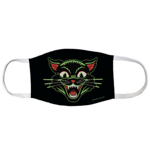 Frisky Kitty Face Covering* -