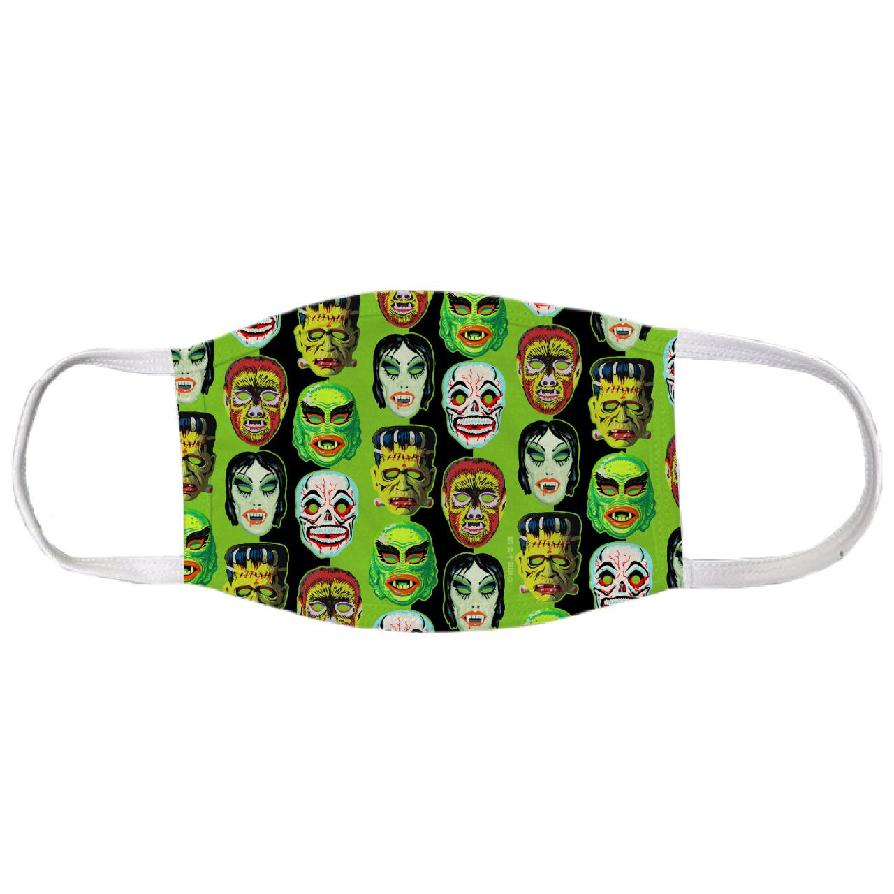 Monster Mash Face Covering* -