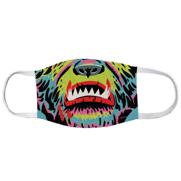 Shock Wolf Face Covering* -