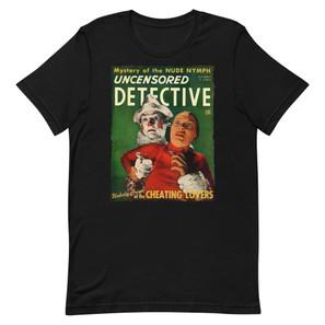 Uncensored Detective Essential Unisex T-Shirt* -
