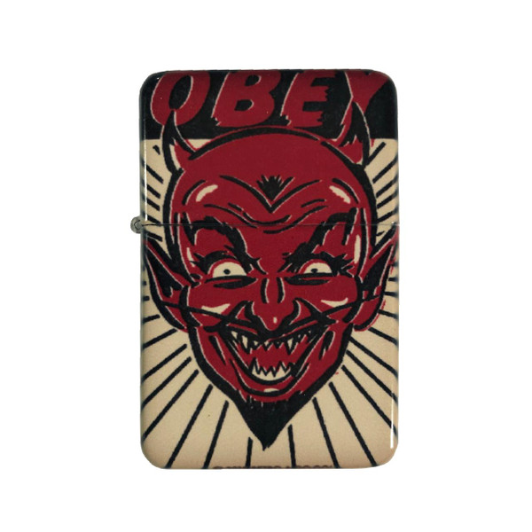 Obey Devil Lighter w/Tin* -