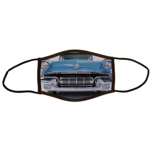 Classic Grille Adult Face Covering* -