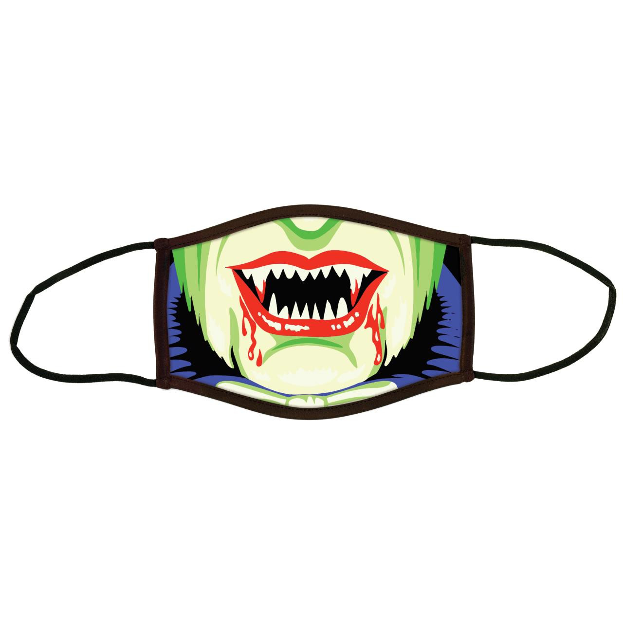 Vampire Kiss Adult Face Covering* -
