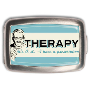 Therapy Pill Box