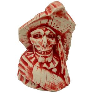 The Phantom Of The Opera Ceramic Tiki Mug - Matte Red* -