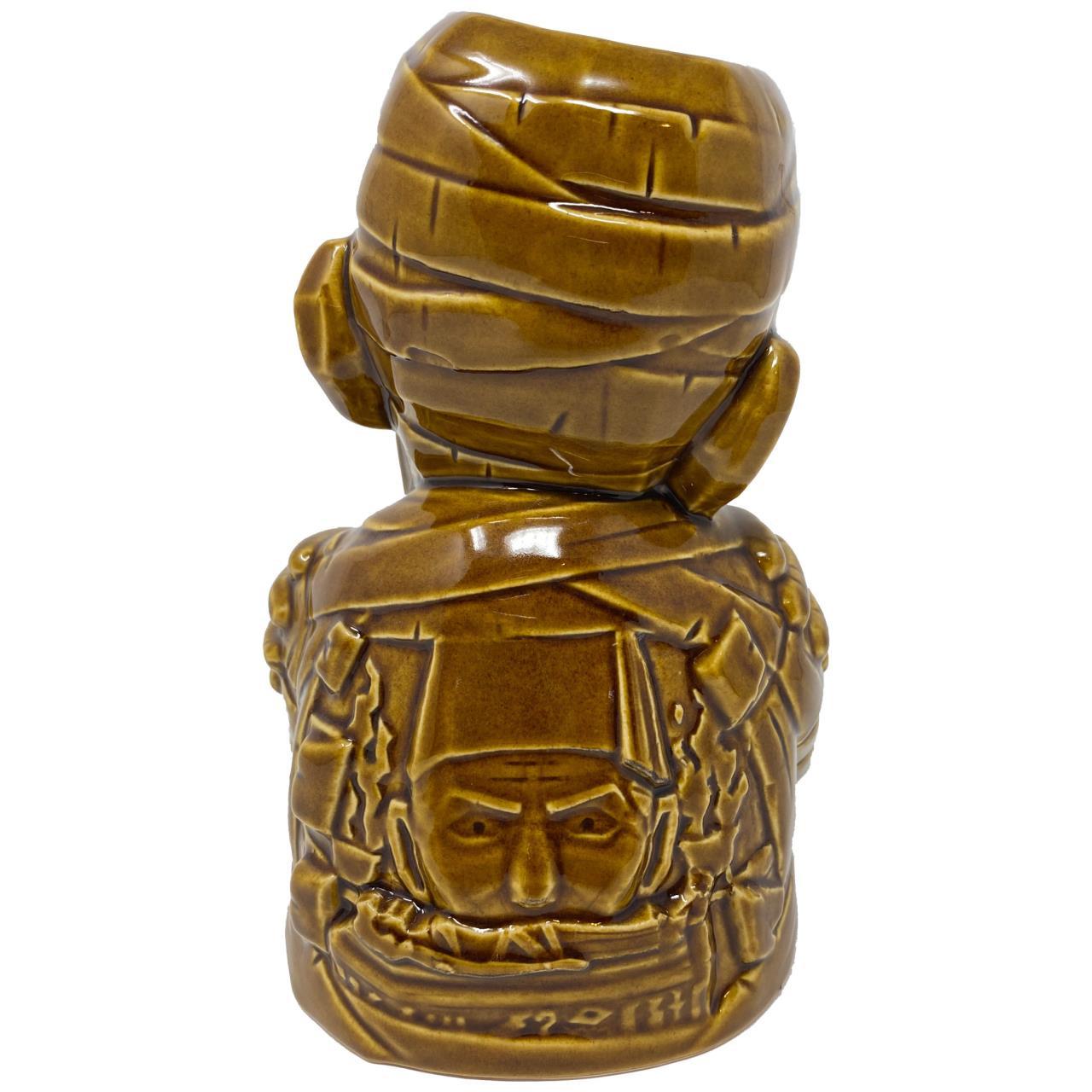 The Mummy Ceramic Tiki Mug - Brown* -