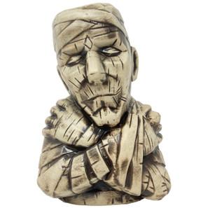 The Mummy Cermaic Tiki Mug - Tan* -