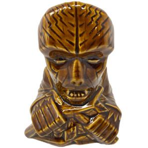The Wolfman Ceramic Tiki Mug - Brown* -