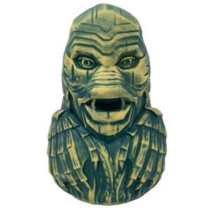 The Creature From The Black Lagoon Ceramic Tiki Mug - Green* -