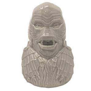 The Creature From The Black Lagoon Ceramic Tiki Mug - Silver Screen* -