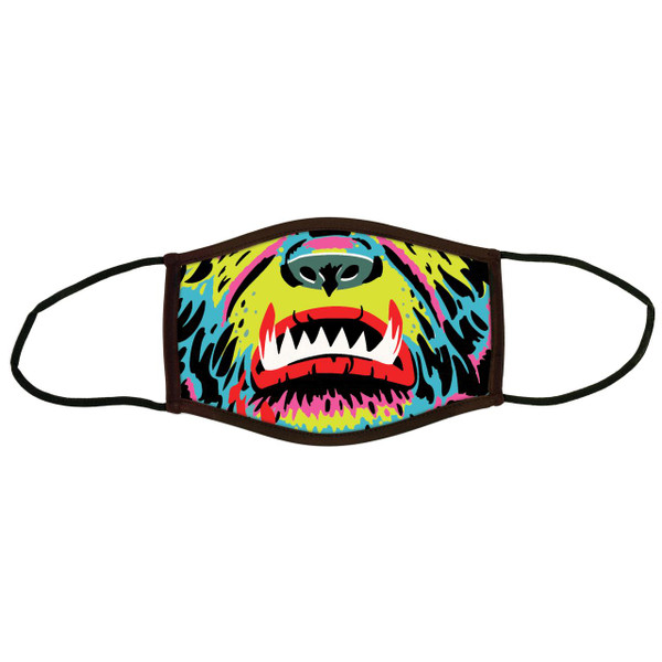Child Shock Wolf Face Covering* -