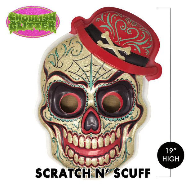 Scratch n' Scuff Sugar Daddy 3-D Wall Decor* -
