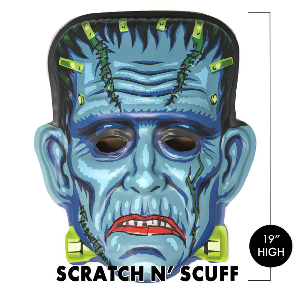 Scratch n' Scuff Full Moon Frankie 3-D Wall Decor* -