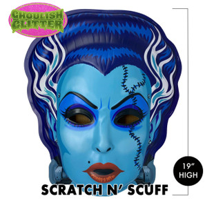 Scratch n' Scuff Frost Bite Bride 3-D Wall Decor* -