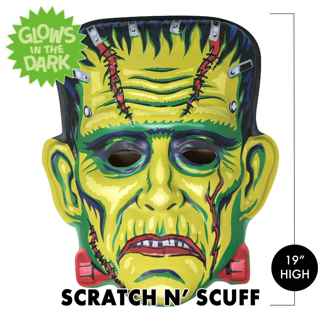 Scratch n' Scuff Cranky Frankie 3-D Wall Decor* -