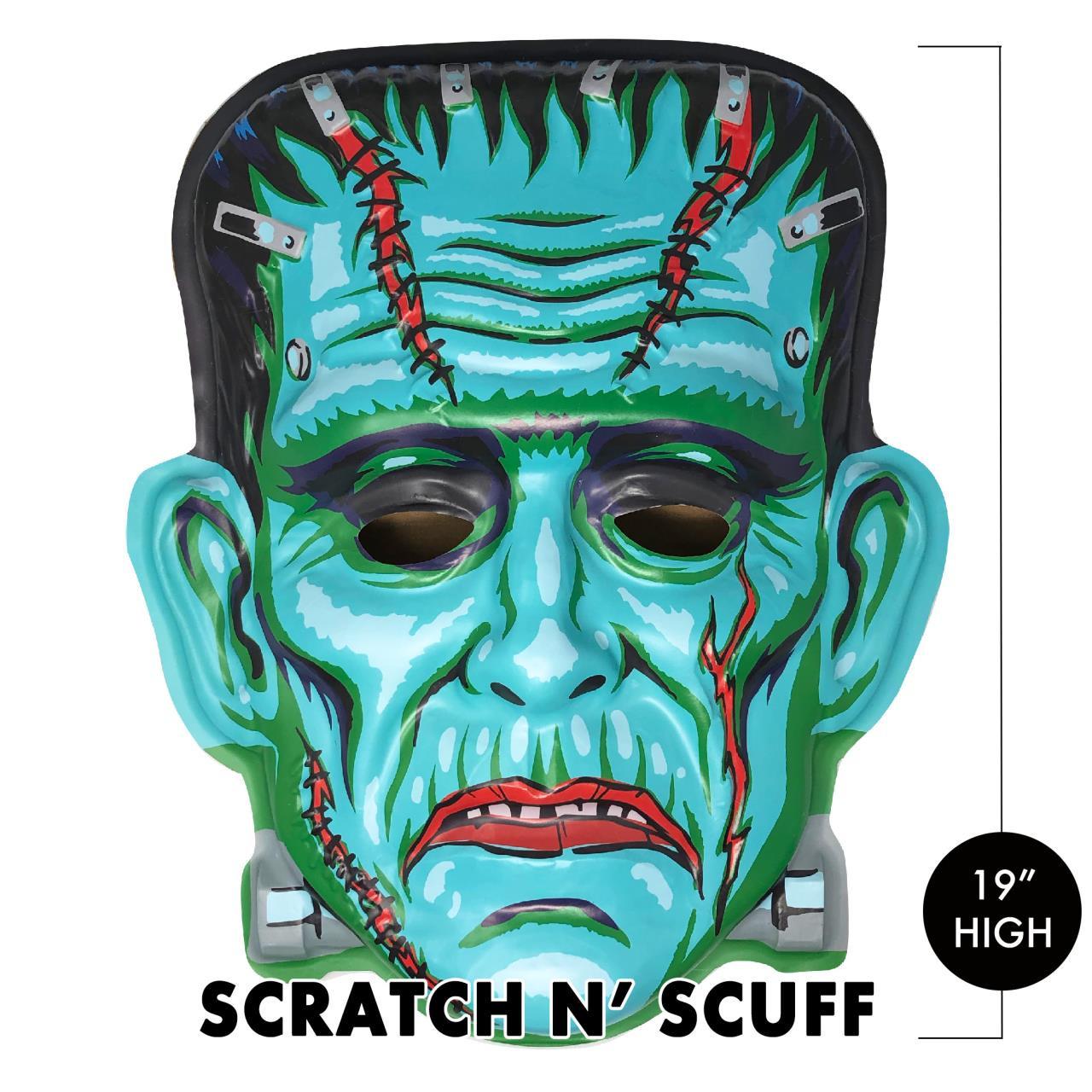 Scratch n' Scuff Code Blue Frankie 3-D Wall Decor* -