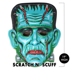 Scratch n' Scuff Code Blue Frankie 3-D Wall Decor* -