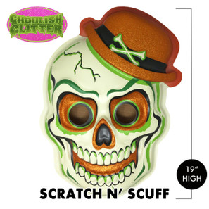Scratch n' Scuff Carni Bones 3-D Wall Decor* -