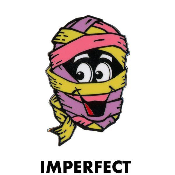 Imperfect Yummy Mummy Portrait Collectible Pin* -