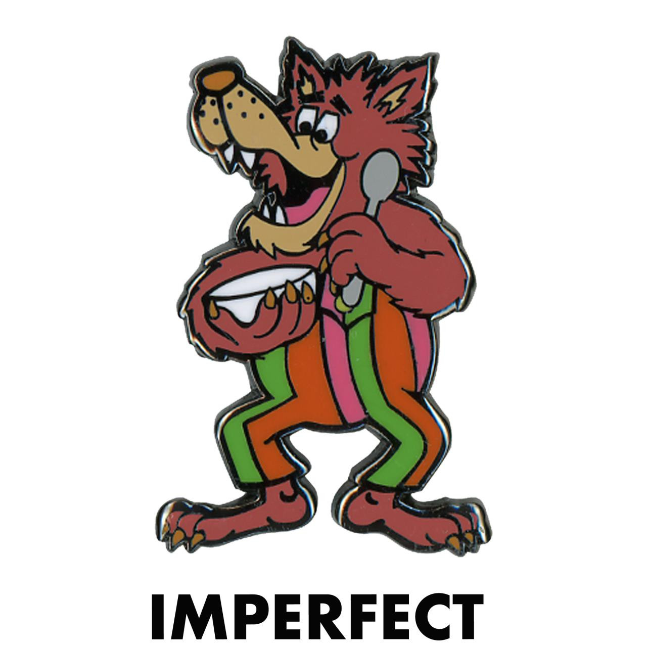 Imperfect General Mills Frute Brute Buddy Collectible Pin* -