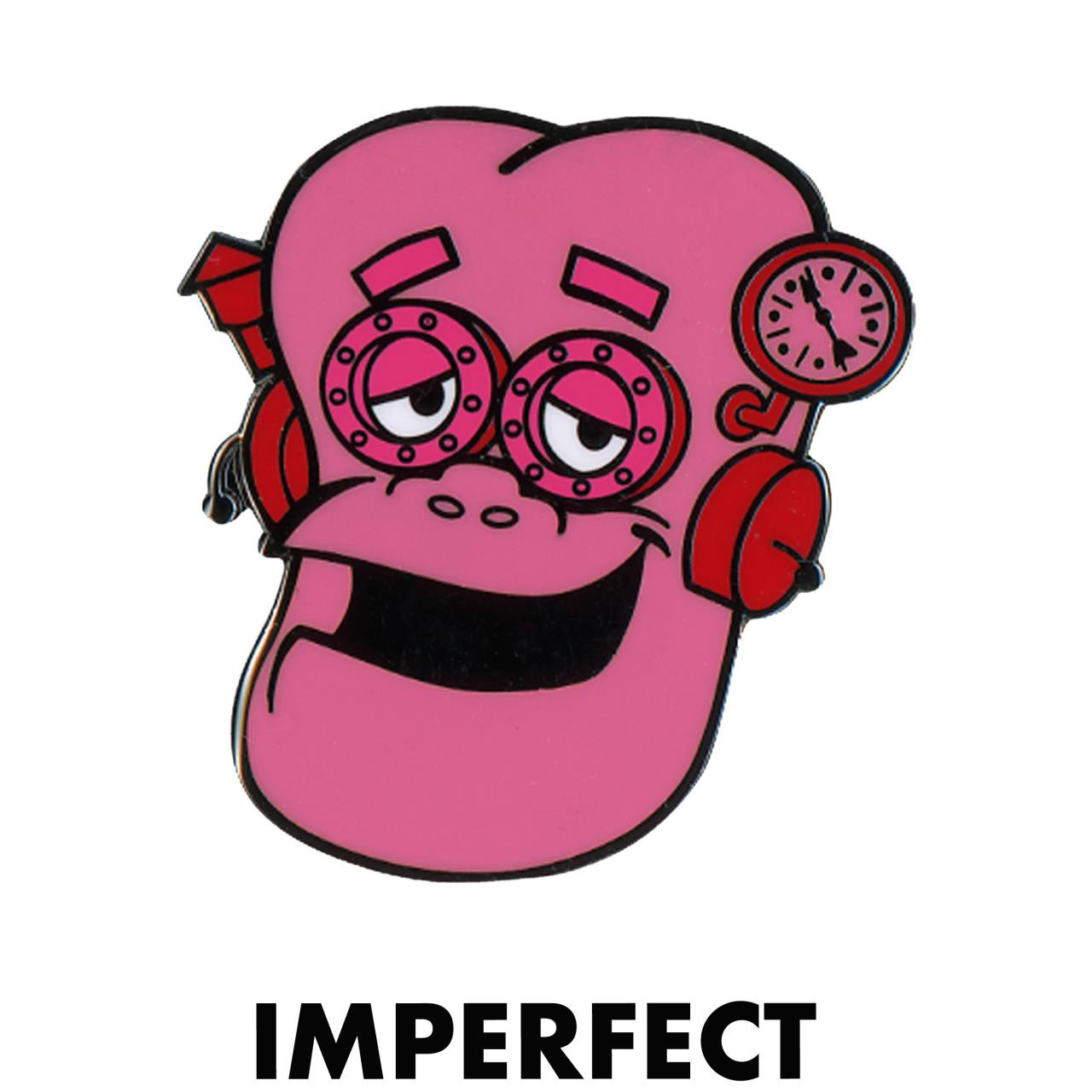 Imperfect General Mills Franken Berry Portrait Collectible Pin* -