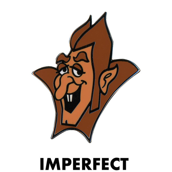 Imperfect General Mills Count Chocula Portrait Collectible Pin* -