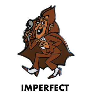 Imperfect General Mills Count Chocula Buddy Collectible Pin* -