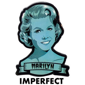 Imperfect Marilyn Munster Collectible Pin* -