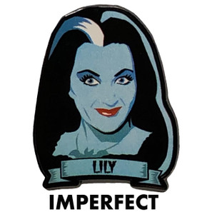 Imperfect Lily Munster Collectible Pin* -