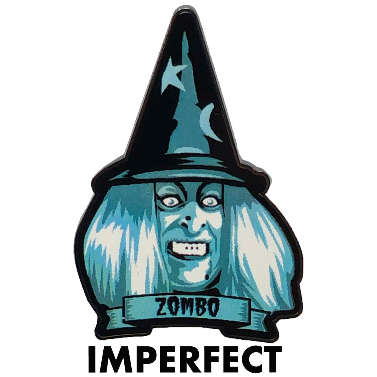 Imperfect Zombo Collectible Pin* -