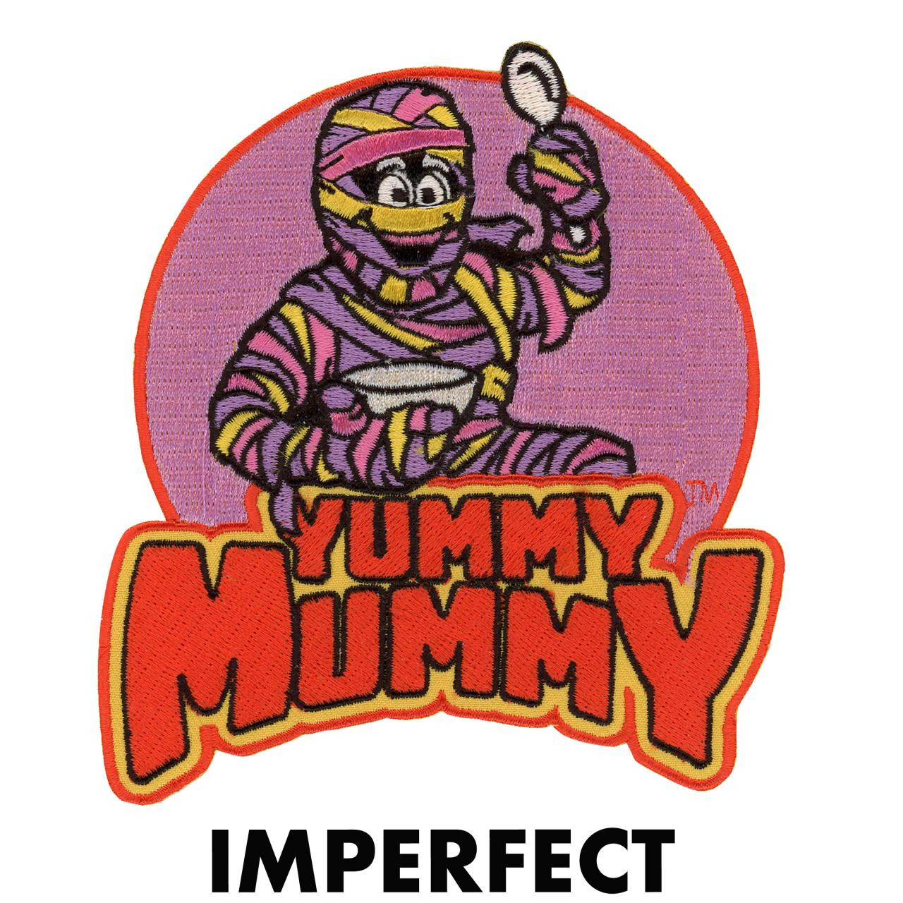 Imperfect General Mills Yummy Mummy Patch* -