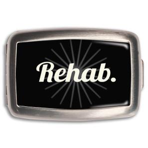 Rehab Pill Box