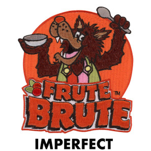 Imperfect General Mills Frute Brute Patch* -