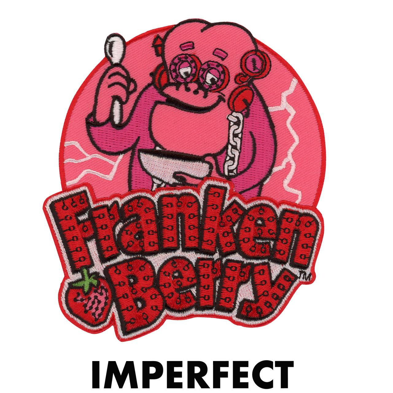 Imperfect General Mills Franken Berry Patch* -