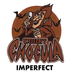 Imperfect General Mills Count Chocula Patch* -