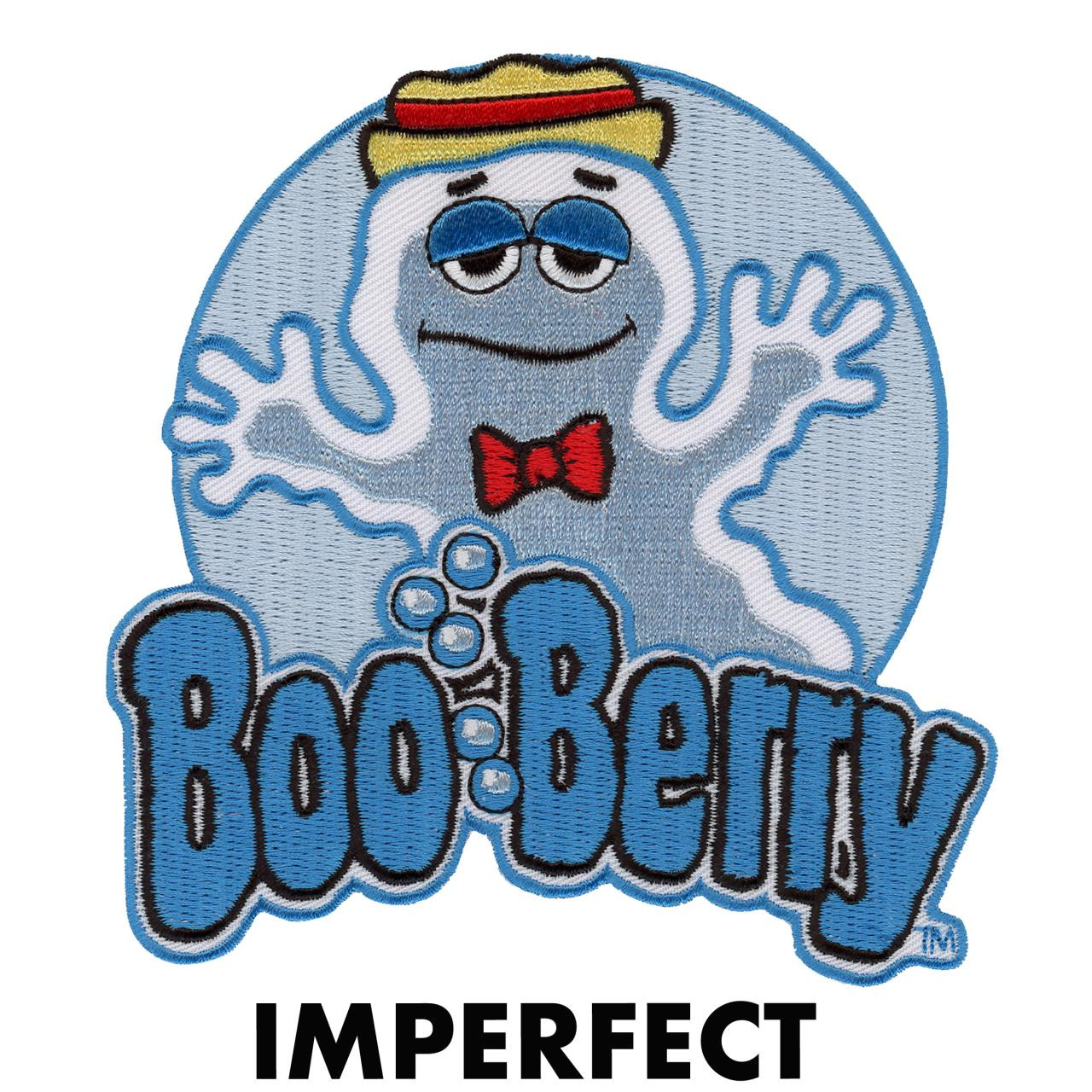 Imperfect General Mills Boo Berry Patch* -